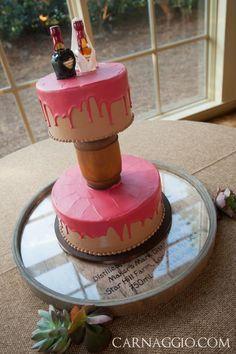 Makers Mark grooms cake hahaha- Groom's cake? MY cake!