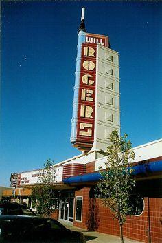 Will Rogers Theater - Oklahoma City, Oklahoma