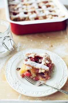Rhubarb and Pinapple Pie