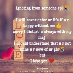 Quote Creator, The Creator, Jenny Joseph, Picture Quotes, Love You, App, Te Amo, Je T'aime, Apps