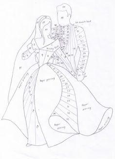 Iris Folding Templates & Inspirations - Aga Piechocińska - Picasa Web Albums