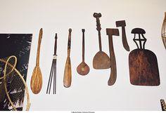 Gebruiksvoorwerpen in de molukse keuken