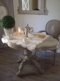 <3 Furniture Collection, Furniture Design, Dining Table, Cottage, House Design, Home Decor, Home, Paint, Decoration Home