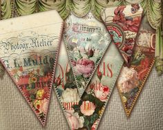 Hey, I found this really awesome Etsy listing at https://www.etsy.com/listing/201808712/flower-triangle-banner-digital-sheets