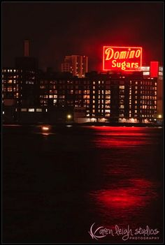 Domino Sugar I Baltimore Maryland
