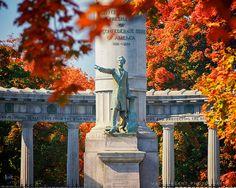 Jefferson Davis, Monument Avenue | Richmond, VA #rva