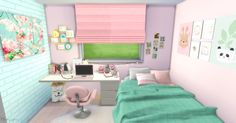 Mony Sims: Download: Sister Colors Bedroom