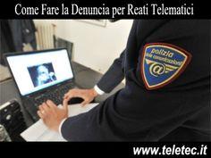 Come Presentare una Denuncia Tramite Internet per Reati Telematici
