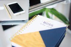 Lady BOSS Diár 2018 - Akčné ženy Boss Lady