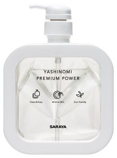 Dish washing detergent [Yashinomi senzai Premium Power]   歷届獲獎產品   Good Design Award