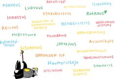 Vahvuusvariksen tarinoita osa 1. Raikasta tiistaita kaikille! | by Positive Learning | Medium School