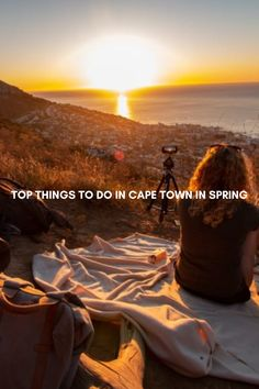 It's spring time in the Mother City and we couldn't be more excited! Known as one of Cape Town's best kept secrets, the city comes alive as soon as the vibrant spring season arrives. Boasting an endless variety of things to do, see and experience, spring in Cape Town is filled with tons of scenic beauty, stunning mild Mediterranean climate, and thrilling bucket-list worthy experiences and adventures – That's merely scratching the surface of what spring in Cape Town has to offer! Stuff To Do, Things To Do, Best Kept Secret, Cape Town, Spring Time, Bucket, Surface, Vibrant, Adventure