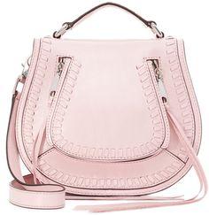 Shop Now - >  https://api.shopstyle.com/action/apiVisitRetailer?id=620797735&pid=uid6996-25233114-59 Rebecca Minkoff Vanity Saddle Bag  ...