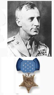 Smedley Butler, twice awarded the Congressional Medal of Honor