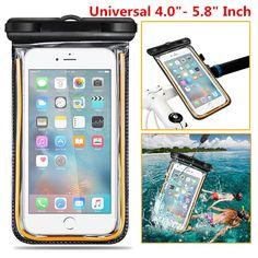 Universal 5.8'' Waterproof Case Diving Bag Pouch Bike Bicycle Mount Holder For iPhone/Samsung/Lonovo/Meizu/Xiaomi/LG/HTC/Sony Digital Guru Shop  Check it out here---> http://digitalgurushop.com/products/universal-5-8-waterproof-case-diving-bag-pouch-bike-bicycle-mount-holder-for-iphonesamsunglonovomeizuxiaomilghtcsony/
