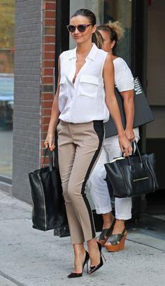 Miranda Kerr - Miranda Kerr Picking Up Flynn After A Photo Shoot