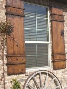 Naples shutter : Built out of Fiber Cement material-shown in Provincial color.