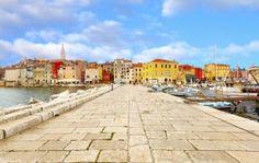 I colori di Parenzo (Croazia)