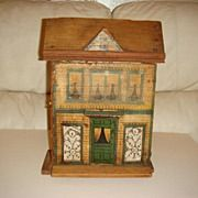 Small Antique Dolls House