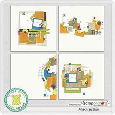 Digital Scrapbook - Tutti Frutti