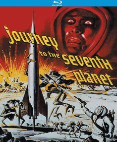 Journey to the Seventh Planet - Blu-Ray (Kino Classics Region A) Release Date: April 5, 2016 (Amazon U.S.)