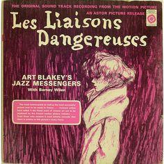 Les Liaisons Dangereuses (Epic LA-16022).