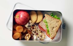 The Best Healthy Snacks to Pack for a Long Flight | 18 sweet and savory snack ideas to add to your carry-on bag.