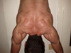 handstand Handstand, How To Do Yoga, Handstands, Easel