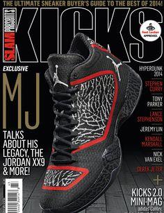 SLAM Presents KICKS 17  The Air Jordan XX9 appeared on the cover of the 17th 241e93d1d