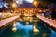 Wedding at Bali Golf and Country Club