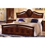 $1,889.98 VIG Furniture - Klassica Italian Queen Lacquer Bed Made in Italy - VGCAKLASSICABED