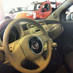 #Fiat #500 #colorTherapy Photo taken at #autoingros #taranto www.Facebook.com/Autoingros (presso Taranto due)