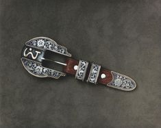 Hand Crafted Western Belt Buckles + Scott Hardy