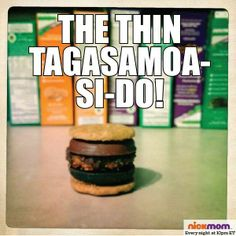 The ultimate Girl Scout cookie.