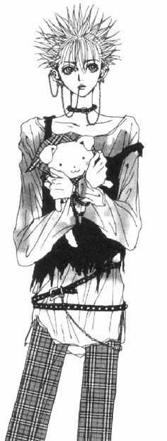 NANA galery - Anime forum