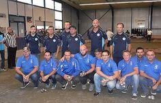 Championnat National des Clubs 2016, 3ème division (CNC3) : Pétanque Fléchoise VS Esplanade Marmande