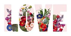 Floral love suretsy.compar Pastle Fables