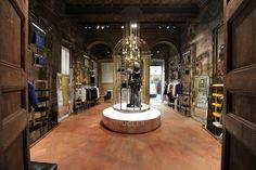 MUGLER store in Milan #shopping