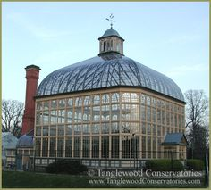 Druid Hill Park Conservatory, Baltimore, Maryland