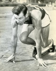"Mel Patton, a standout sprinter of the late who won two gold medals at the 1948 Olympic Games in London and for 13 years reigned over his sport as the unofficial ""fastest man in the world,"" died. World Athletics, Fastest Man, Track And Field, Olympic Games, Cross Country, Olympics, Athlete, Legends, London"