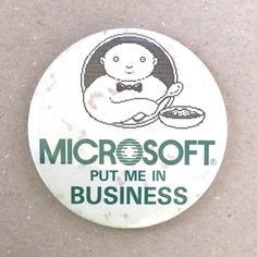 Microsoft put me in Business