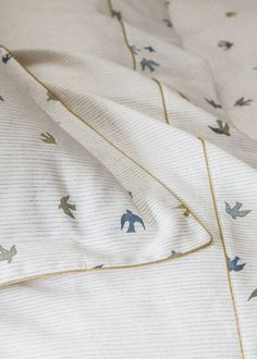 Cotton Bedding, Linen Bedding, Bed Linen, Grey Comforter, Dreams Beds, Bronze, Fine Linens, Duvet Sets, Luxury Bedding