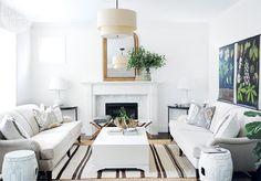 Living room design {PHOTO: Tracey Ayton}