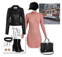 """Untitled #100"" by evelinvalenciagomez on Polyvore featuring IRO, Boohoo, Ted Baker, Accessorize and Flexfit"