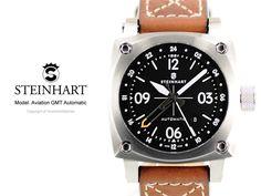 Steinhart Aviation GMT Automatic