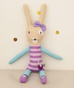 Conejita Lucy - La Pequeña Galería www.larinlaran.com $50.000