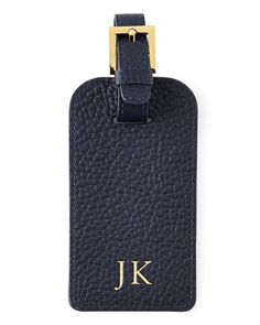 Personalized Luggage Tag by GiGi New York a Graphic Image Company at Neiman Marcus.