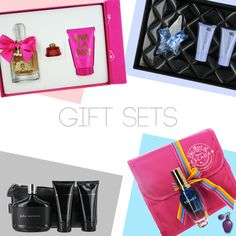 The key to a long-lasting scent? Layering Up! SHOP GIFT SETS on SALE at FragranceNet.com! www.fragrancenet.com/collections/variety-gift-sets?mv_pc=Pinterest_giftsets_130921&utm_source=Pinterest&utm_medium=social&utm_campaign=giftsets9.21 Gift Sets, Of Brand, Coupon Codes, Breast Cancer, Layering, Campaign, Fragrance, Perfume, Collections