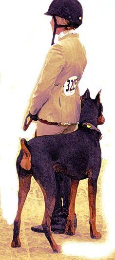 : )dog art