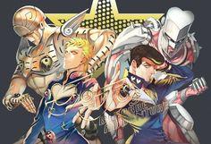 The Joestar Family | Anime Amino